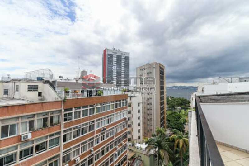 1 - Cobertura à venda Rua Paissandu,Flamengo, Zona Sul RJ - R$ 3.500.000 - LACO30286 - 1