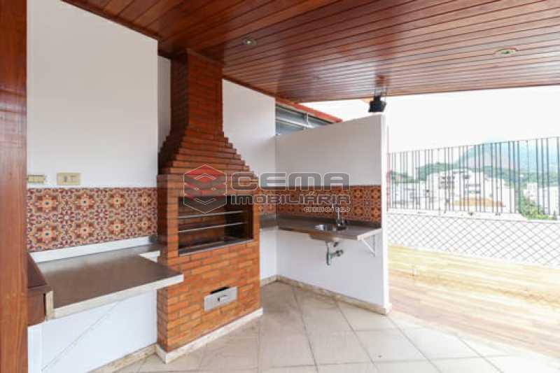 15 - Cobertura à venda Rua Paissandu,Flamengo, Zona Sul RJ - R$ 3.500.000 - LACO30286 - 16