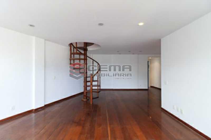 7 - Cobertura à venda Rua Paissandu,Flamengo, Zona Sul RJ - R$ 3.500.000 - LACO30286 - 8