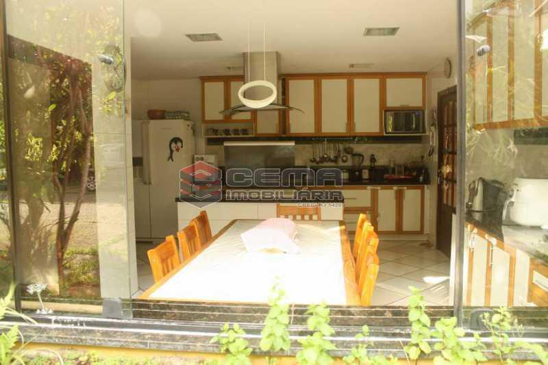 2d966f65700e875f236cc2a6f14925 - Casa à venda Rua Conselheiro Lampreia,Cosme Velho, Zona Sul RJ - R$ 2.100.000 - LACA40117 - 10