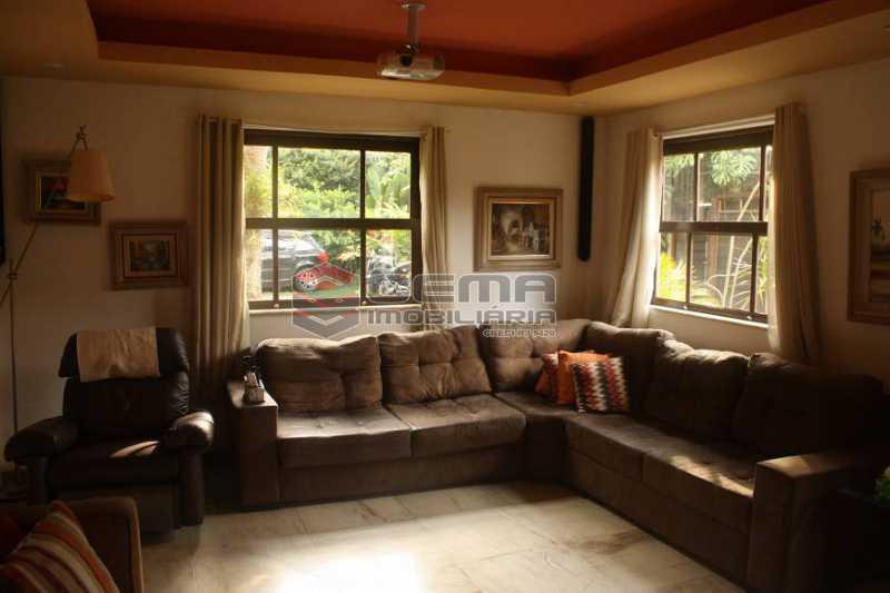 3b28ebc6b13ab3d82685ea387aaa3b - Casa à venda Rua Conselheiro Lampreia,Cosme Velho, Zona Sul RJ - R$ 2.100.000 - LACA40117 - 5