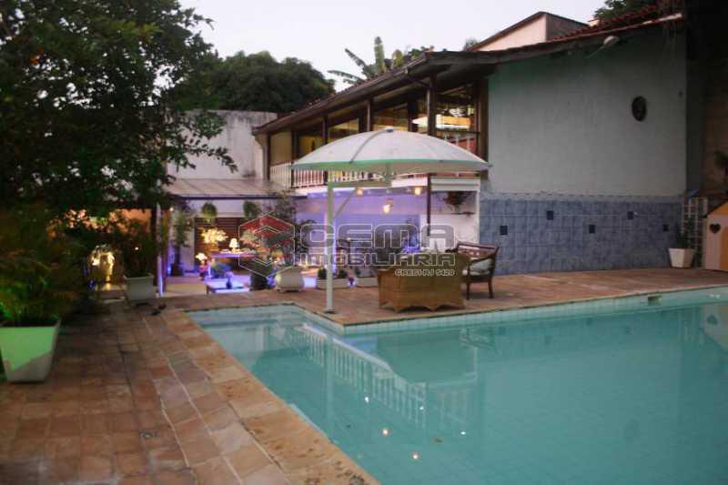 11ee88774725e3911e01f8c8b65160 - Casa à venda Rua Conselheiro Lampreia,Cosme Velho, Zona Sul RJ - R$ 2.100.000 - LACA40117 - 1