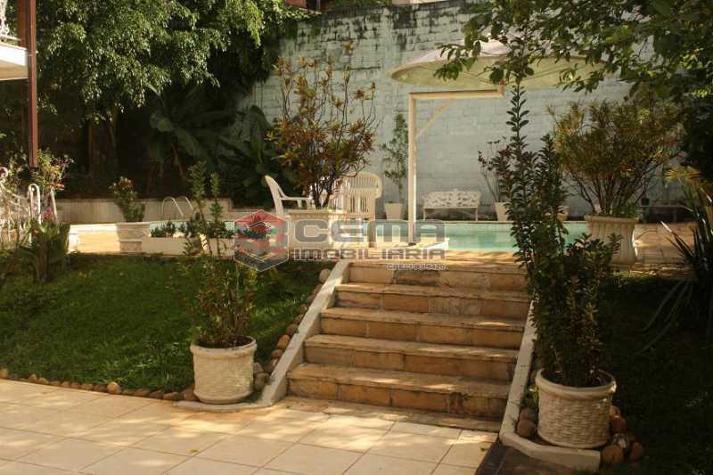 55c6525e0b5e64330d7eae73eeaec6 - Casa à venda Rua Conselheiro Lampreia,Cosme Velho, Zona Sul RJ - R$ 2.100.000 - LACA40117 - 14