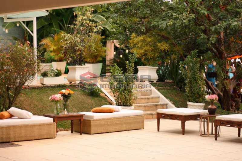 419d0b21cdb516f58b5836762765ba - Casa à venda Rua Conselheiro Lampreia,Cosme Velho, Zona Sul RJ - R$ 2.100.000 - LACA40117 - 16