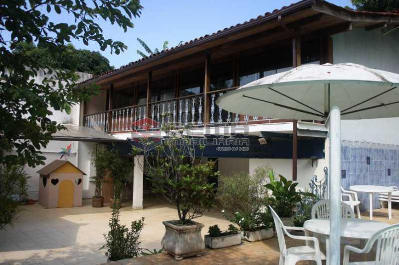 071963db30c534e15e87b36cc21d34 - Casa à venda Rua Conselheiro Lampreia,Cosme Velho, Zona Sul RJ - R$ 2.100.000 - LACA40117 - 11