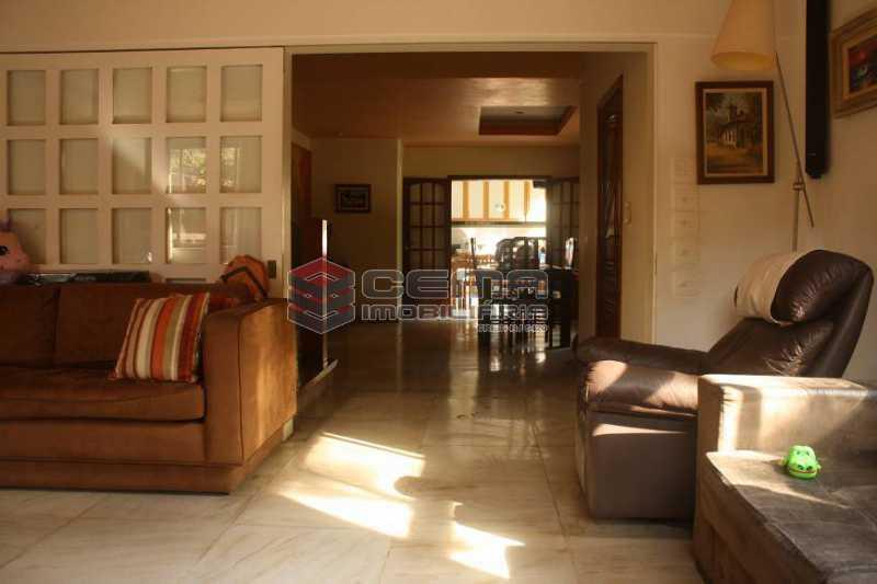 88082ed6892bc44090197055b8806f - Casa à venda Rua Conselheiro Lampreia,Cosme Velho, Zona Sul RJ - R$ 2.100.000 - LACA40117 - 6