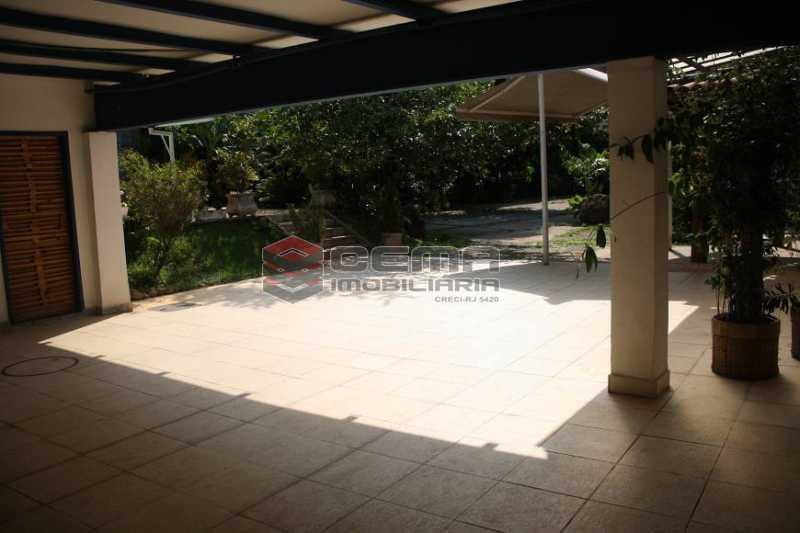 a4916e74c8f6adc198b667f59bf9b5 - Casa à venda Rua Conselheiro Lampreia,Cosme Velho, Zona Sul RJ - R$ 2.100.000 - LACA40117 - 12