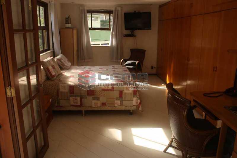 c00563316be6768556ddb18b68600e - Casa à venda Rua Conselheiro Lampreia,Cosme Velho, Zona Sul RJ - R$ 2.100.000 - LACA40117 - 7