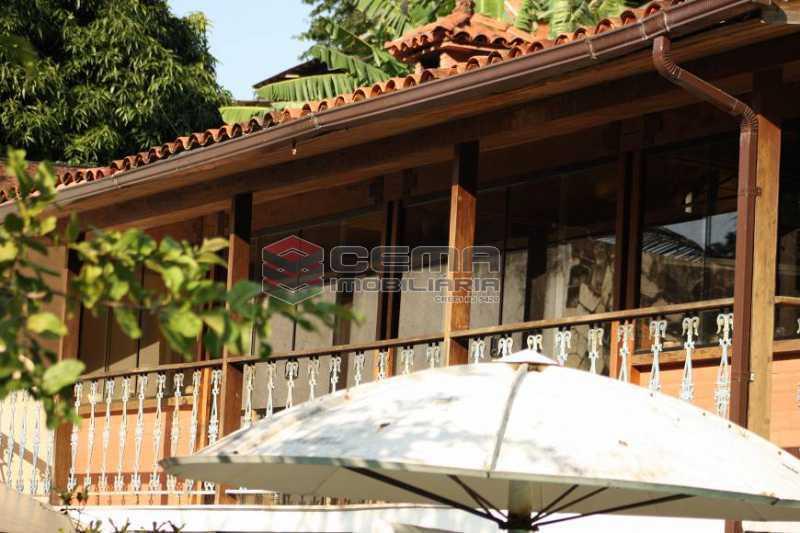 cc1689018e083d6f8e96a2059e8bb2 - Casa à venda Rua Conselheiro Lampreia,Cosme Velho, Zona Sul RJ - R$ 2.100.000 - LACA40117 - 17