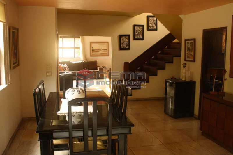 e9347b48fb77a56fda3f8c4cc7423d - Casa à venda Rua Conselheiro Lampreia,Cosme Velho, Zona Sul RJ - R$ 2.100.000 - LACA40117 - 9