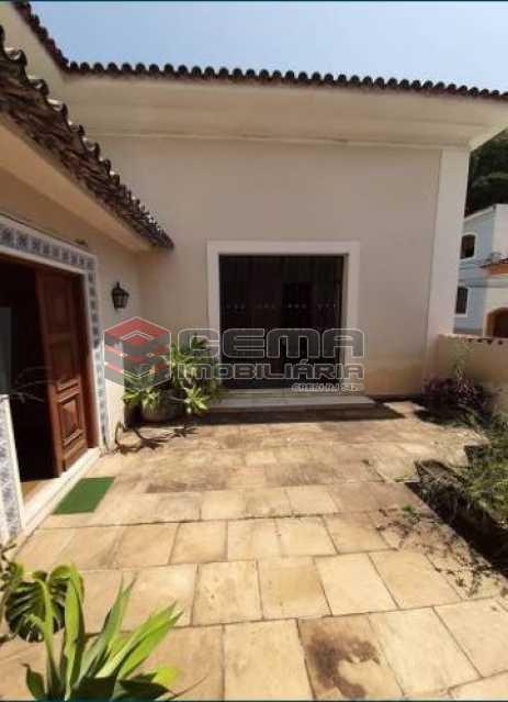 Capturar - Casa 5 quartos à venda Humaitá, Zona Sul RJ - R$ 3.000.000 - LACA50047 - 3