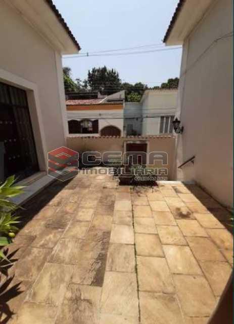 Capturar.JPG2 - Casa 5 quartos à venda Humaitá, Zona Sul RJ - R$ 3.000.000 - LACA50047 - 4