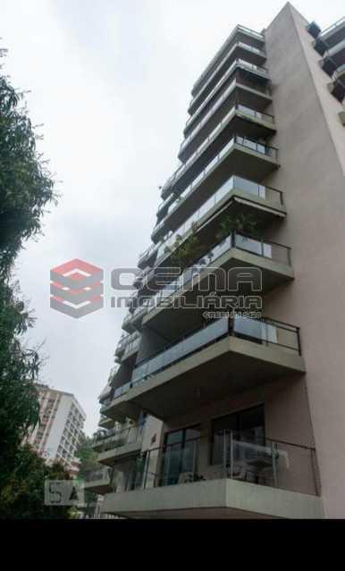 20201119_185050 - Apartamento para alugar com 1 quarto e 1 vaga na garagem em Cosme Velho, Zona Sul Rio de Janeiro RJ. 77m2 - LAAP12722 - 3