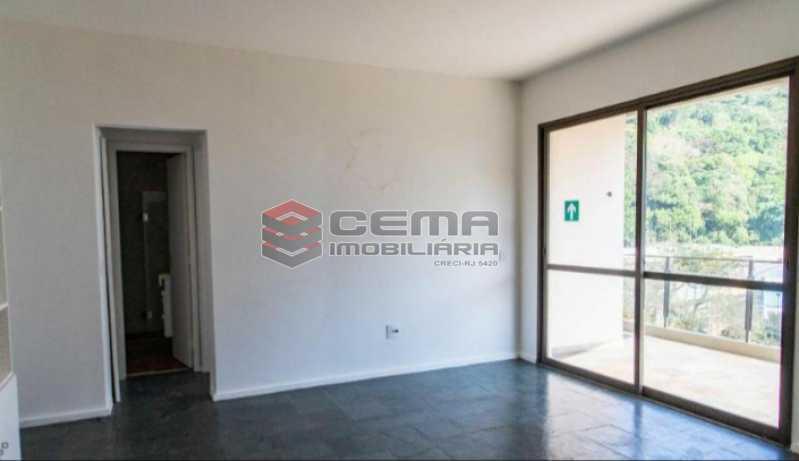 20201119_225801 - Apartamento para alugar com 1 quarto e 1 vaga na garagem em Cosme Velho, Zona Sul Rio de Janeiro RJ. 77m2 - LAAP12722 - 4