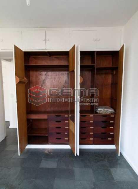 20201119_225828 - Apartamento para alugar com 1 quarto e 1 vaga na garagem em Cosme Velho, Zona Sul Rio de Janeiro RJ. 77m2 - LAAP12722 - 7