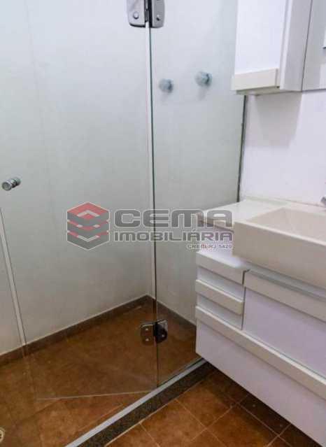 20201119_184948 - Apartamento para alugar com 1 quarto e 1 vaga na garagem em Cosme Velho, Zona Sul Rio de Janeiro RJ. 77m2 - LAAP12722 - 8