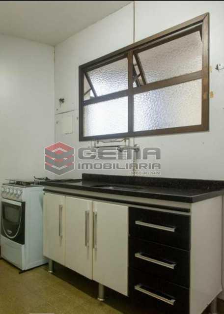 20201119_185417 - Apartamento para alugar com 1 quarto e 1 vaga na garagem em Cosme Velho, Zona Sul Rio de Janeiro RJ. 77m2 - LAAP12722 - 9