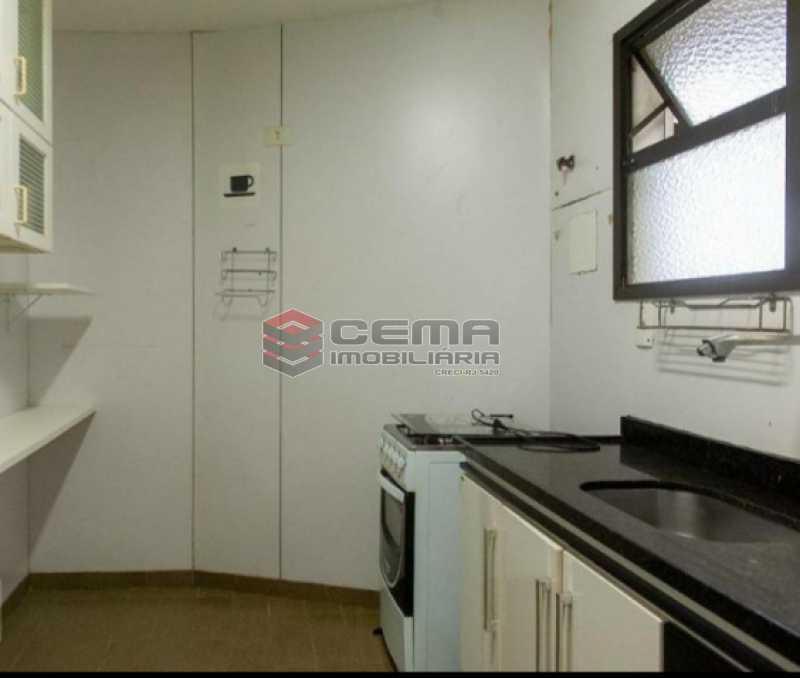 20201119_212039 - Apartamento para alugar com 1 quarto e 1 vaga na garagem em Cosme Velho, Zona Sul Rio de Janeiro RJ. 77m2 - LAAP12722 - 11