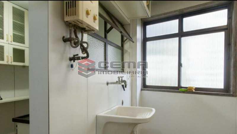 20201119_185249 - Apartamento para alugar com 1 quarto e 1 vaga na garagem em Cosme Velho, Zona Sul Rio de Janeiro RJ. 77m2 - LAAP12722 - 13