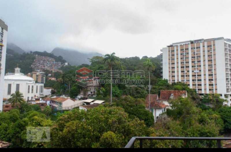 20201119_212111 - Apartamento para alugar com 1 quarto e 1 vaga na garagem em Cosme Velho, Zona Sul Rio de Janeiro RJ. 77m2 - LAAP12722 - 15