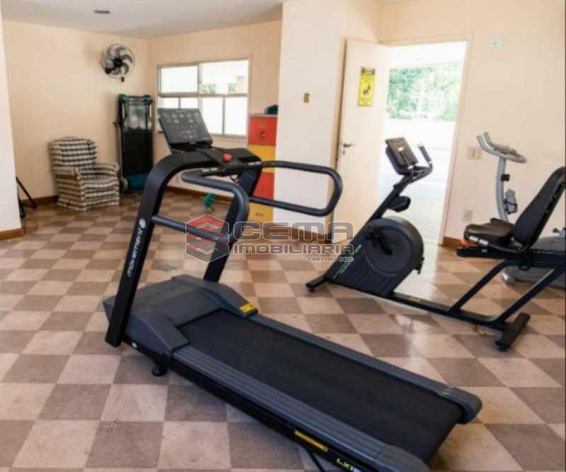 20201119_184517 - Apartamento para alugar com 1 quarto e 1 vaga na garagem em Cosme Velho, Zona Sul Rio de Janeiro RJ. 77m2 - LAAP12722 - 22