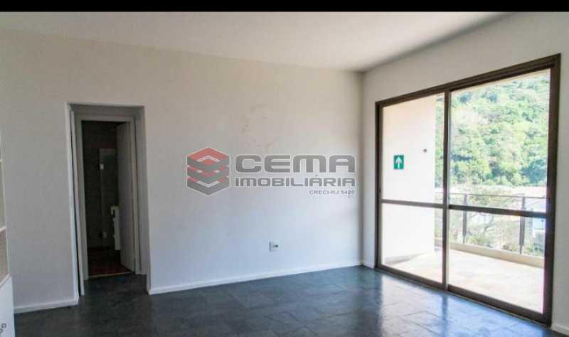 20201119_225752 - Apartamento para vender com 1 quarto e 1 vaga na garagem em Cosme Velho, Zona Sul Rio de Janeiro RJ. 77m2 - LAAP12724 - 1