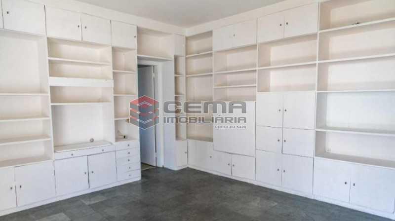 20201119_184656 - Apartamento para vender com 1 quarto e 1 vaga na garagem em Cosme Velho, Zona Sul Rio de Janeiro RJ. 77m2 - LAAP12724 - 4