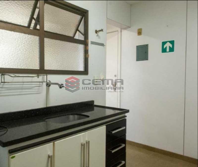 20201119_185339 - Apartamento para vender com 1 quarto e 1 vaga na garagem em Cosme Velho, Zona Sul Rio de Janeiro RJ. 77m2 - LAAP12724 - 8