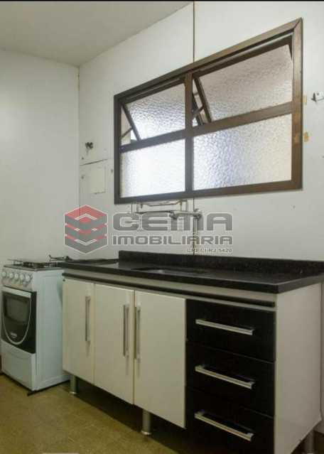 20201119_185417 - Apartamento para vender com 1 quarto e 1 vaga na garagem em Cosme Velho, Zona Sul Rio de Janeiro RJ. 77m2 - LAAP12724 - 9