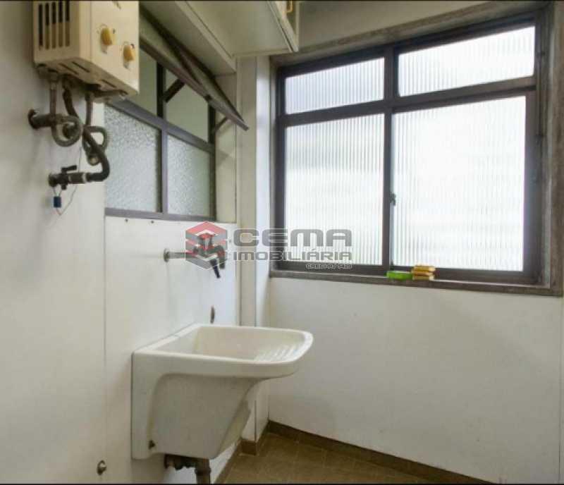 20201119_185312 - Apartamento para vender com 1 quarto e 1 vaga na garagem em Cosme Velho, Zona Sul Rio de Janeiro RJ. 77m2 - LAAP12724 - 11