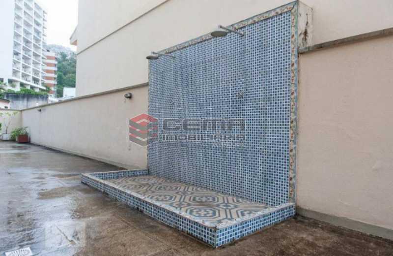 20201119_212505 - Apartamento para vender com 1 quarto e 1 vaga na garagem em Cosme Velho, Zona Sul Rio de Janeiro RJ. 77m2 - LAAP12724 - 20