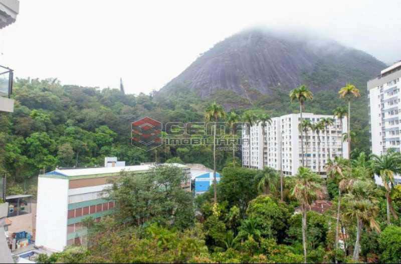 20201119_212147 - Apartamento para vender com 1 quarto e 1 vaga na garagem em Cosme Velho, Zona Sul Rio de Janeiro RJ. 77m2 - LAAP12724 - 22