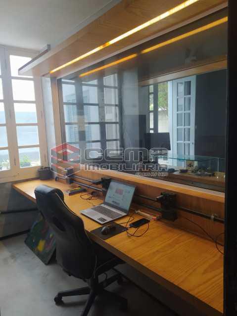 23 - Casa Comercial 490m² à venda Rua Bambina,Botafogo, Zona Sul RJ - R$ 4.500.000 - LACC130001 - 24
