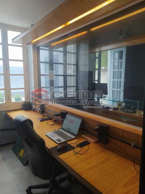 24 - Casa Comercial 490m² à venda Rua Bambina,Botafogo, Zona Sul RJ - R$ 4.500.000 - LACC130001 - 25