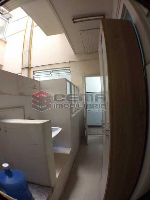 b783e744-808d-46b3-9ee6-6ca9ad - Apartamento 2 quartos à venda Humaitá, Zona Sul RJ - R$ 630.000 - LAAP24876 - 21