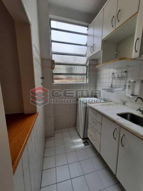 711d9376-54bf-4fde-bb1d-b11c56 - Apartamento à venda Rua das Laranjeiras,Laranjeiras, Zona Sul RJ - R$ 275.000 - LAAP12736 - 8