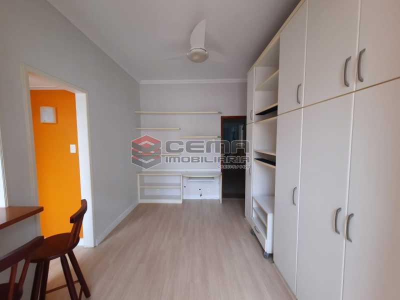 97508f5e-b564-4323-be69-1497c3 - Apartamento à venda Rua das Laranjeiras,Laranjeiras, Zona Sul RJ - R$ 275.000 - LAAP12736 - 1