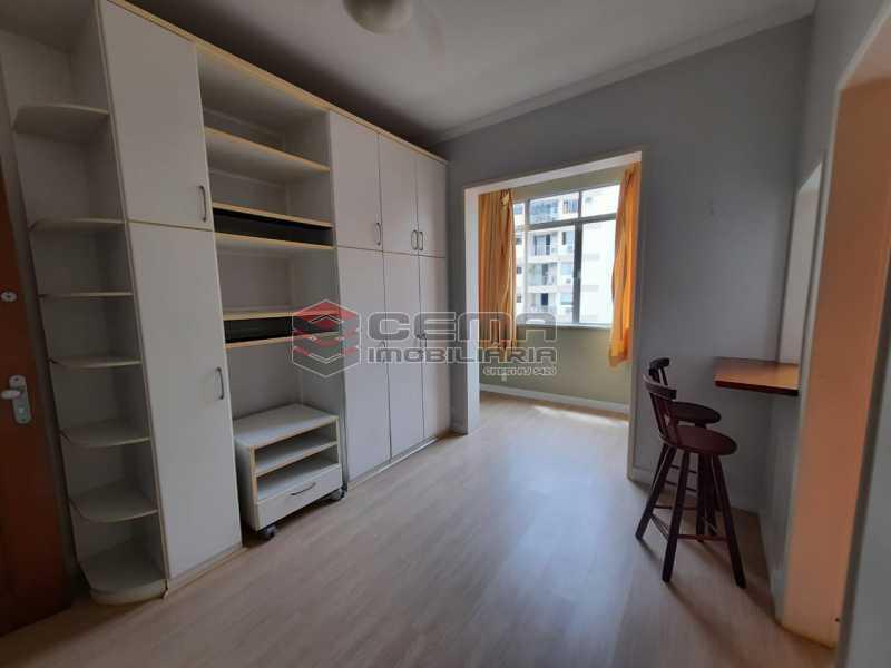 dab3df13-865a-40b2-bb77-207949 - Apartamento à venda Rua das Laranjeiras,Laranjeiras, Zona Sul RJ - R$ 275.000 - LAAP12736 - 3