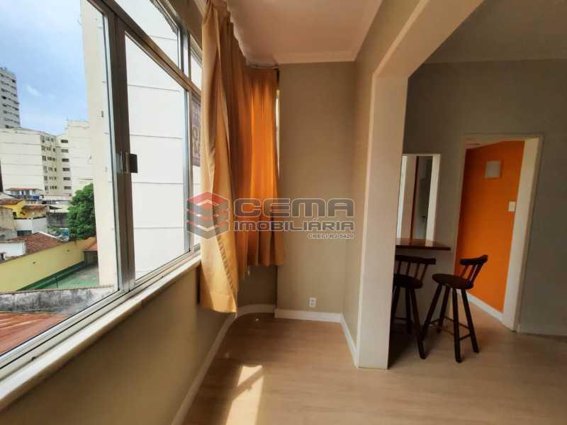 f51fb22b-8649-4a22-878f-0950d7 - Apartamento à venda Rua das Laranjeiras,Laranjeiras, Zona Sul RJ - R$ 275.000 - LAAP12736 - 5