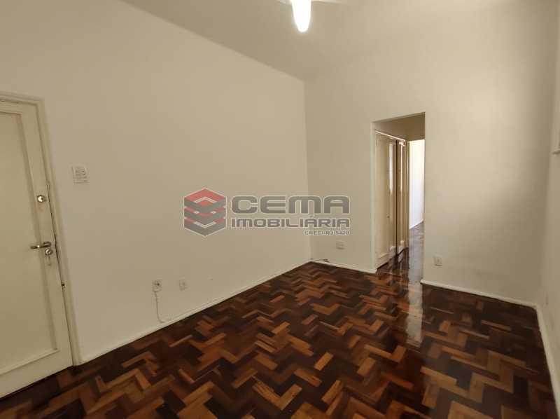 sala - Apartamento de 1 quarto e sala no Leblon - LAAP12744 - 3