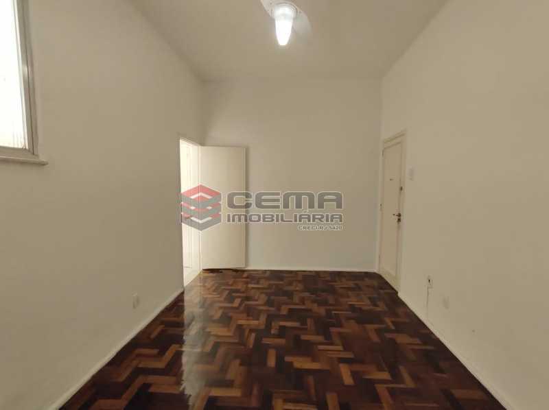 sala - Apartamento de 1 quarto e sala no Leblon - LAAP12744 - 4