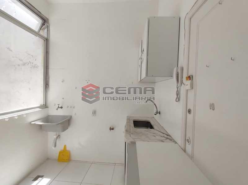 cozinha - Apartamento de 1 quarto e sala no Leblon - LAAP12744 - 13