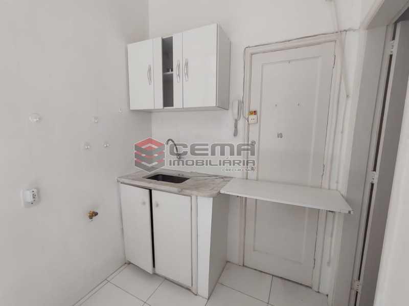 cozinha - Apartamento de 1 quarto e sala no Leblon - LAAP12744 - 12