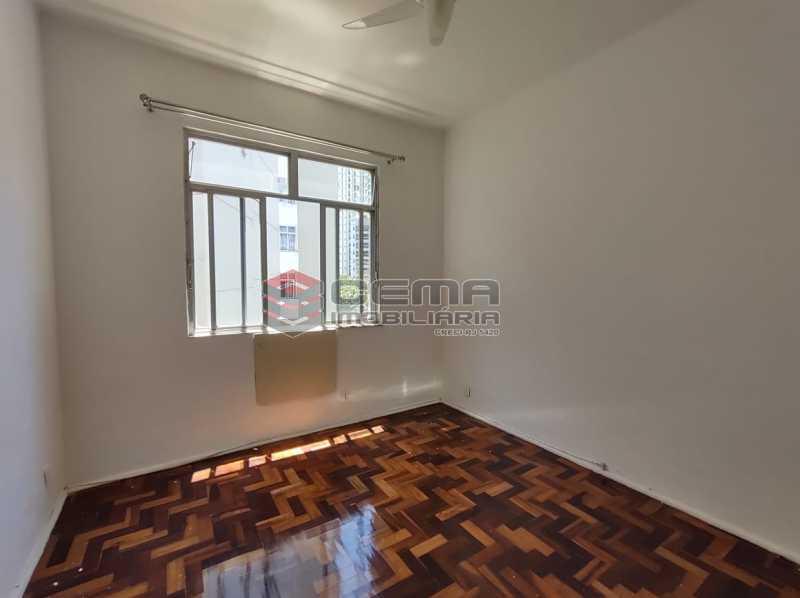 quarto - Apartamento de 1 quarto e sala no Leblon - LAAP12744 - 6