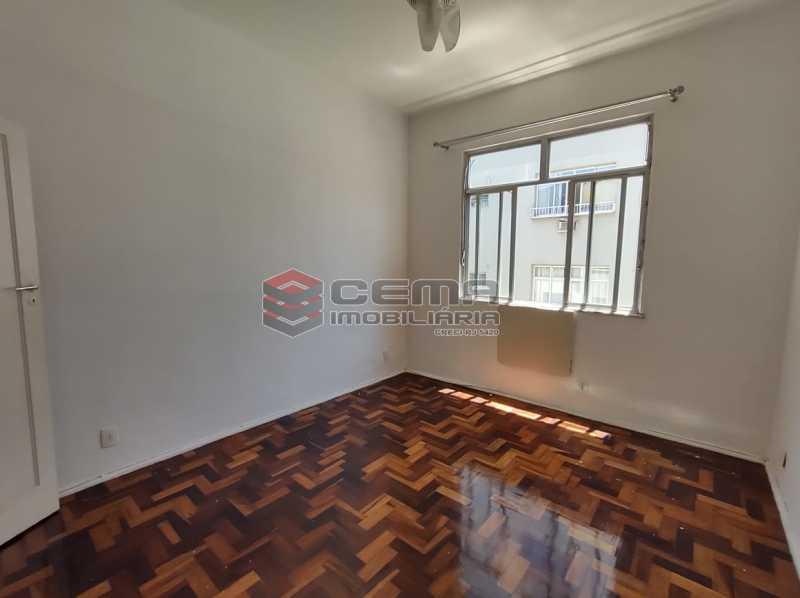 quarto - Apartamento de 1 quarto e sala no Leblon - LAAP12744 - 7