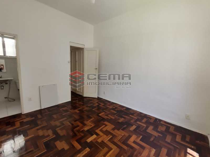 quarto - Apartamento de 1 quarto e sala no Leblon - LAAP12744 - 8