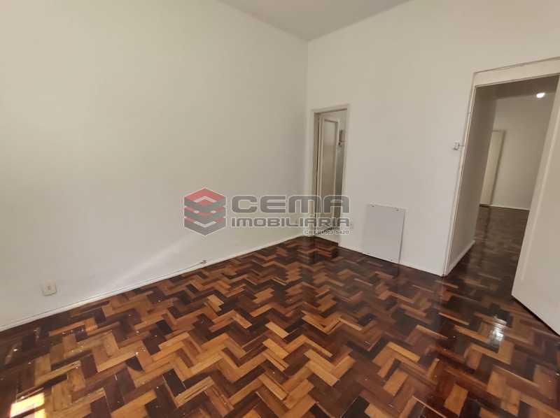 quarto - Apartamento de 1 quarto e sala no Leblon - LAAP12744 - 9