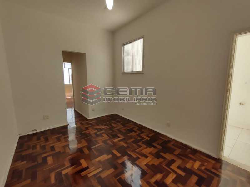 sala - Apartamento de 1 quarto e sala no Leblon - LAAP12744 - 1