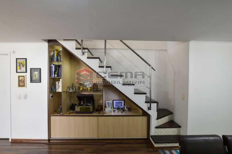 2 - Cobertura à venda Rua Assunção,Botafogo, Zona Sul RJ - R$ 2.850.000 - LACO30291 - 4