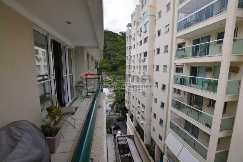4 - Cobertura à venda Rua Assunção,Botafogo, Zona Sul RJ - R$ 2.850.000 - LACO30291 - 5